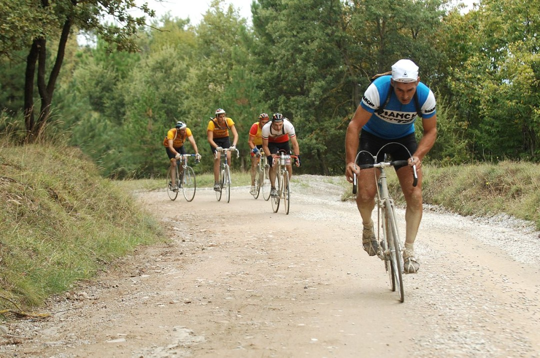 L'Eroica, a celebration of cycling heritage