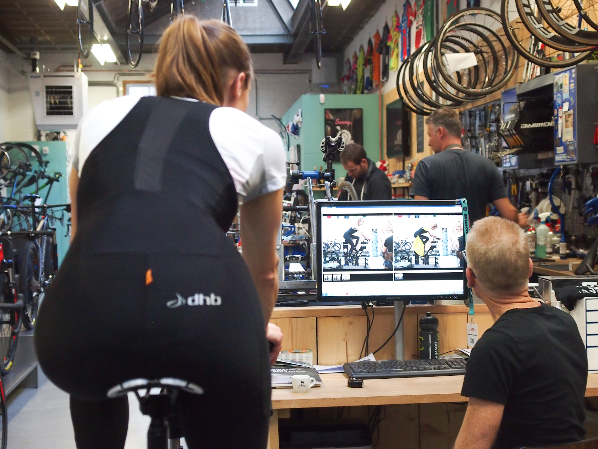 Why everyone should get a professional bike fitting – Ruby Cycles