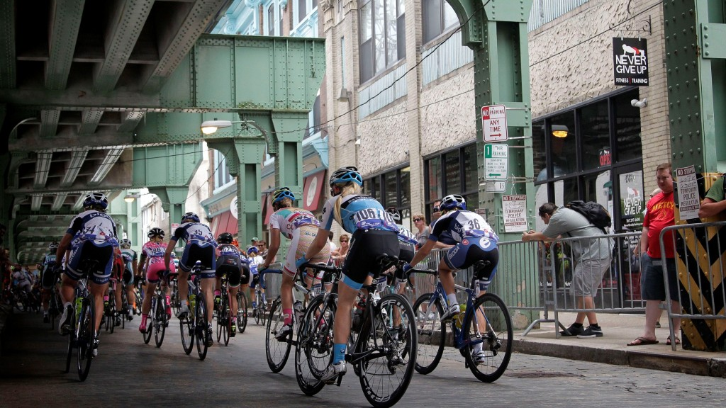 Philadelphia International Cycling Classic , June 2015