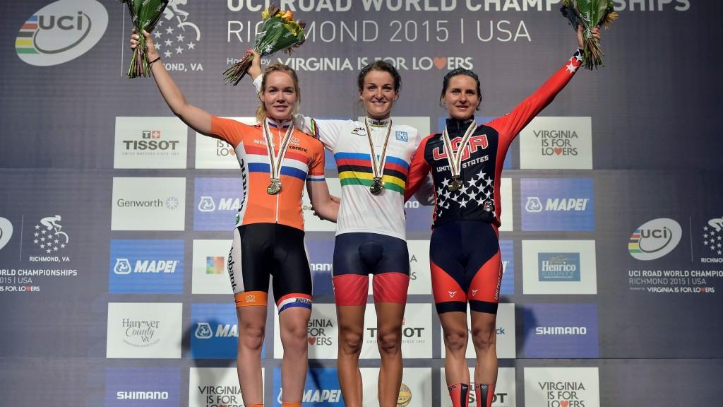 WC Richmond podium 2015